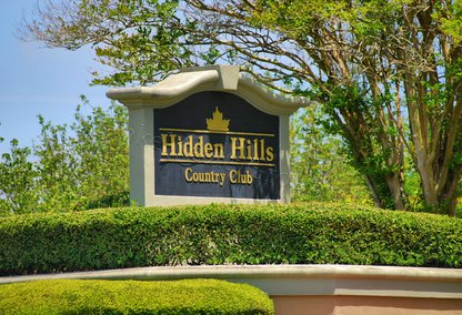Homes For Sale In Hidden Hills Country Club Jacksonville Florida