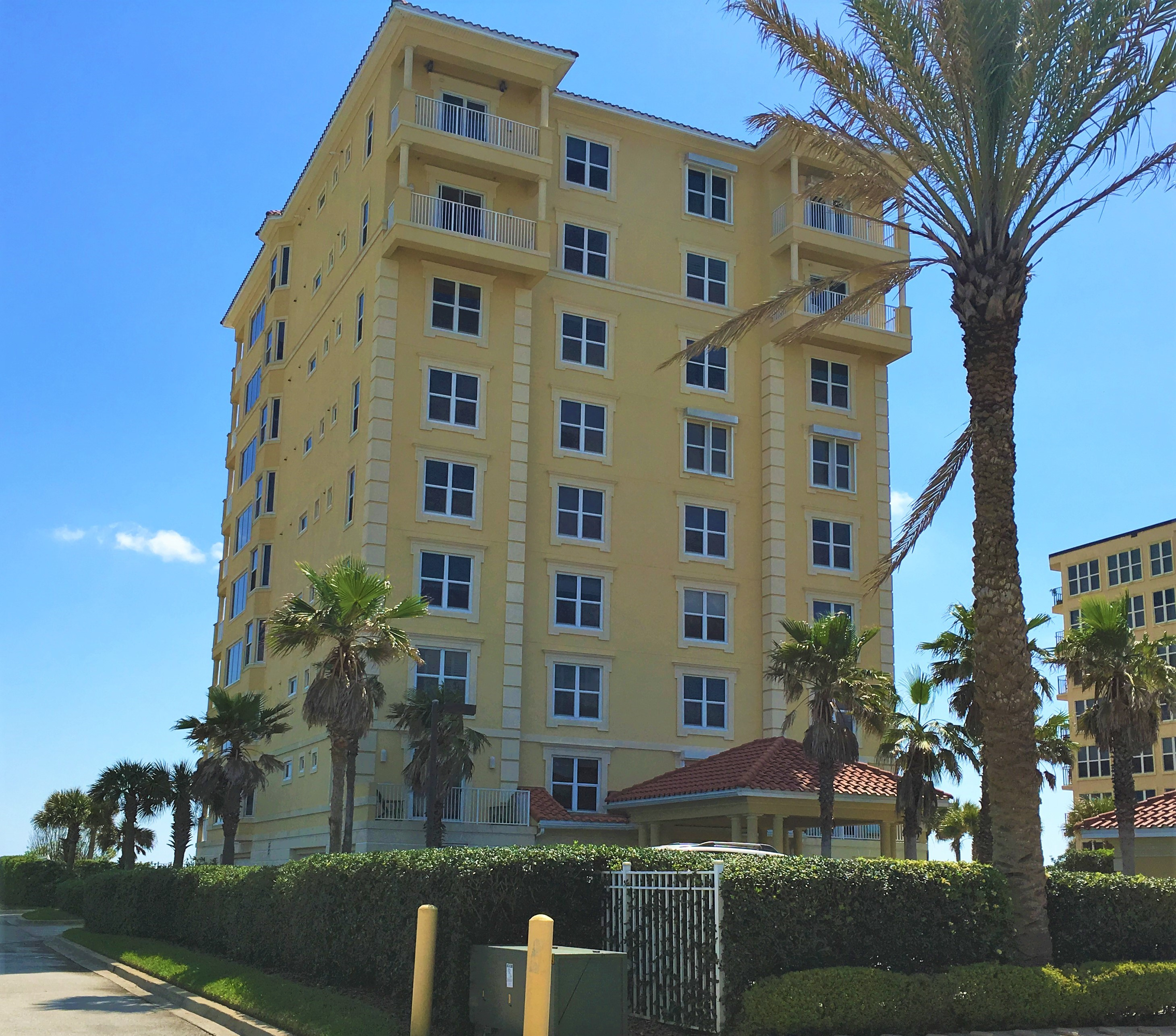 The Eastwinds Oceanfront Condos For Sale Jacksonville