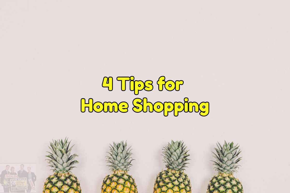 4 Tips for Home Shopping