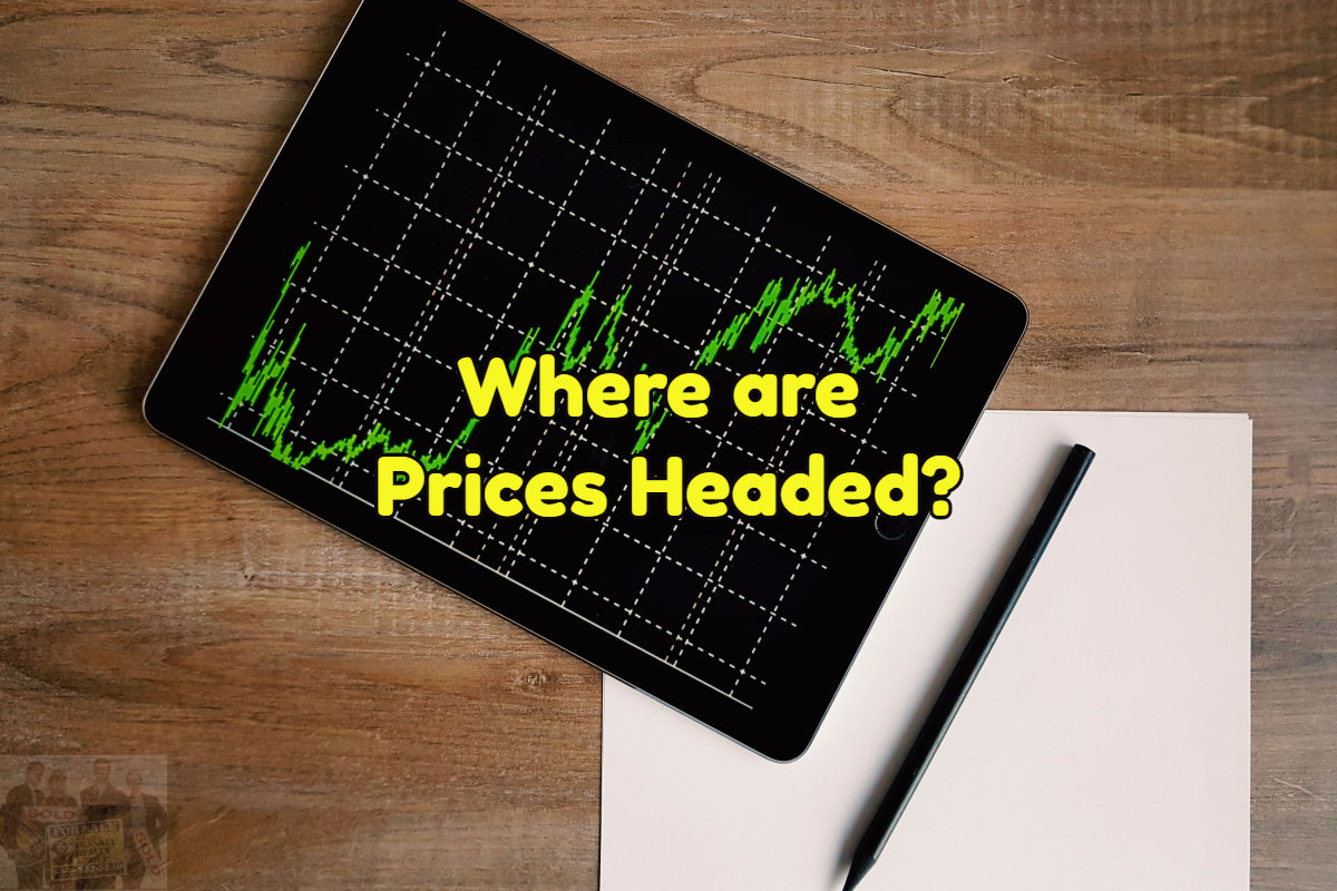 Watch where prices are headed in order to decide on your timing