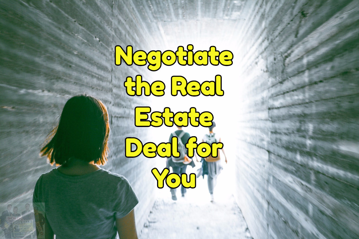 Negotiating room doesn't always help sell your home for more