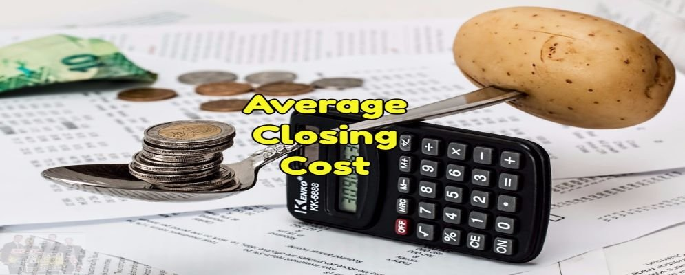 average real estate closing costs