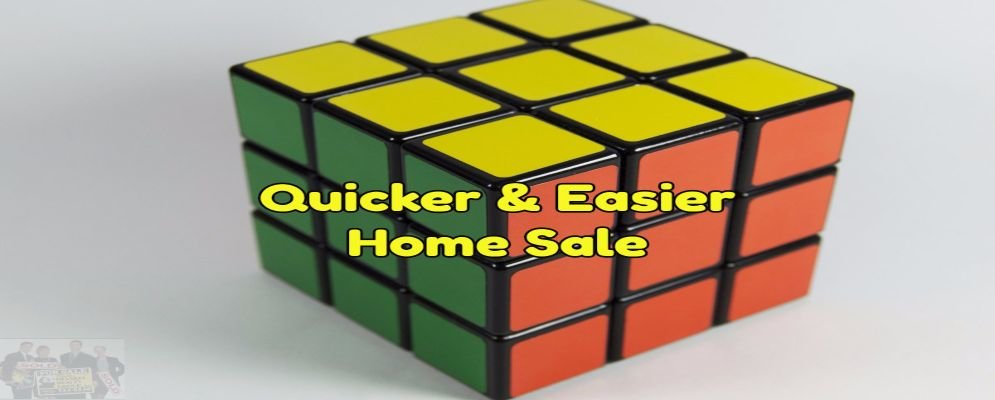 how to get a quicker and easier home sale