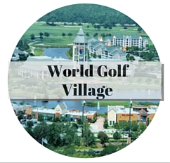 World Golf Village New Construction Homes