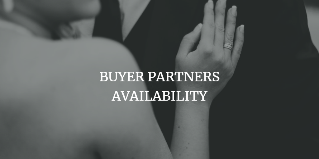 BUYER PARTNERS AVAILABILITY