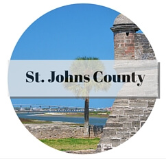 St Johns County Pool Homes