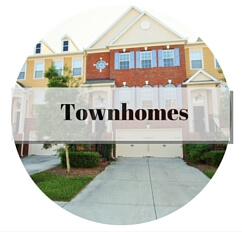 Townhomes in Jacksonville Duval County